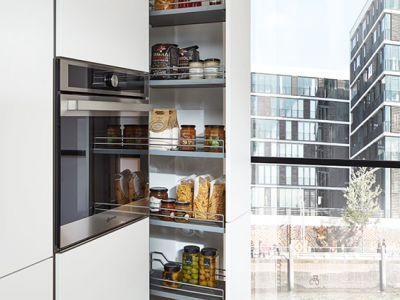 Handige provisie keukenkast - Keuken kopen in Duitsland